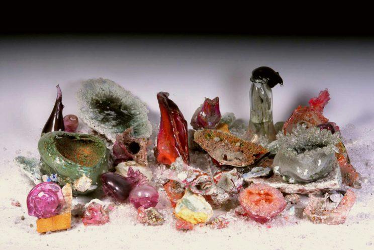 """Planetary Reef 50w"""" (2010)"""